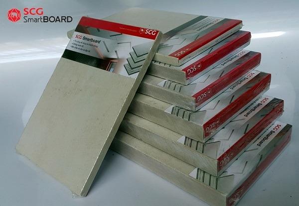 tấm cemboard Thái Lan SmartBoard SCG