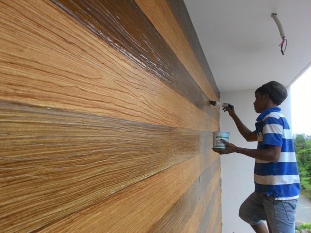 Hình ảnh gỗ ốp tường SmartWood