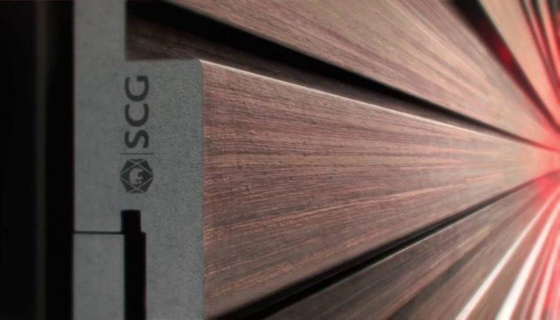 Hình ảnh gỗ SmartWood SCG